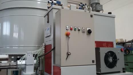 COSTRUZIONI NAZZARENO OL.D 201 M Briquetting Machine i_03096583