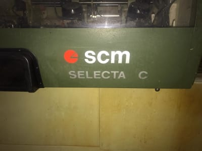 Chapadora de cantos SCM SELECTA C i_03120463