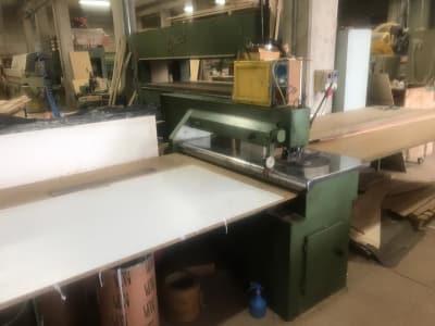 KUPER FW 1150 Veneer Splicing Machine i_03120476