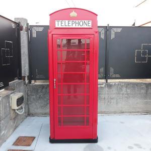 Cabina Telefonica Inglese i_03143896