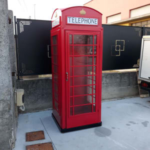 Cabina Telefonica Inglese i_03143897