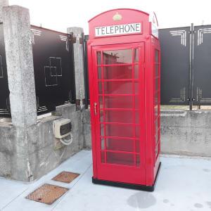 Cabina Telefonica Inglese i_03143898