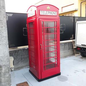 Cabina Telefonica Inglese i_03143900
