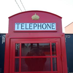 Cabina Telefonica Inglese i_03143903