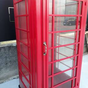 Cabina Telefonica Inglese i_03143905