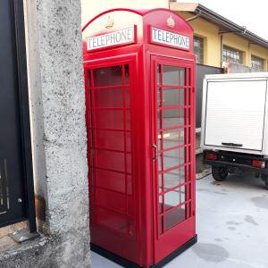 Cabina Telefonica Inglese i_03143911
