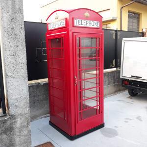 Cabina Telefonica Inglese i_03143912