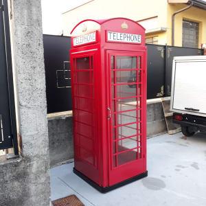 Cabina Telefonica Inglese i_03143913