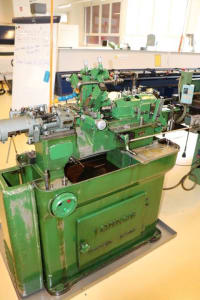 TORNOS R 10 Automatic Lathe i_03146476