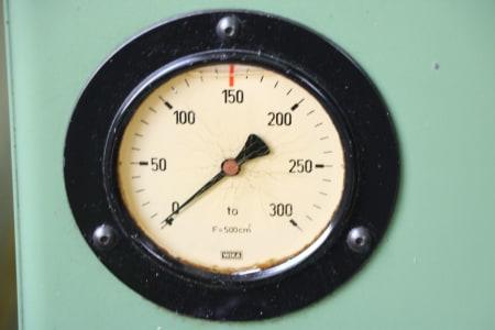 MEYER A 4150 Hydraulic Press i_03186484