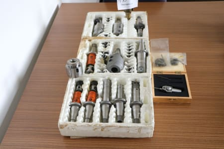8 Tool Holders for Internal Turning Area i_03189313