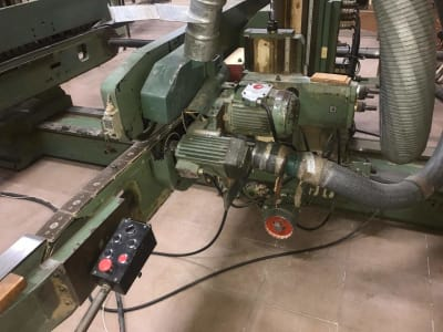 SCM D80 Double Profile Grinding Machine i_03190342