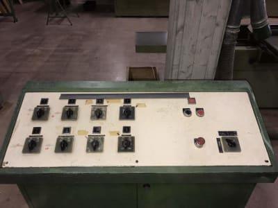 SCM D80 Double Profile Grinding Machine i_03190355