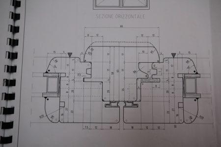 SAC F6 Winkelanlage/Fenstermaschine i_03191552
