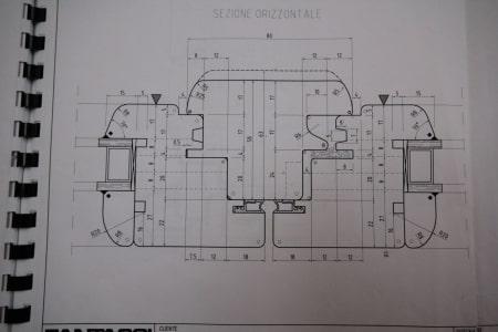 SAC F6 Winkelanlage/Fenstermaschine i_03191553