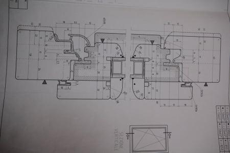 SAC F6 Winkelanlage/Fenstermaschine i_03191554