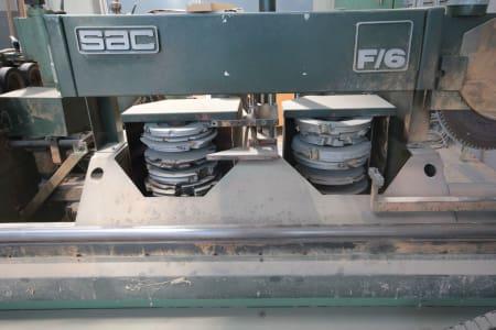 SAC F6 Winkelanlage/Fenstermaschine i_03191555