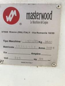 MASTERWOOD OMB1CN3TF Rollladen-Produktionsreihe i_03193427