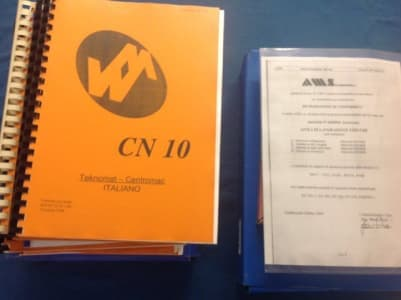 MASTERWOOD OMB1CN3TF Shutter production line i_03193433