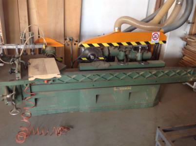 SALVADEO Coffins production machine i_03194231