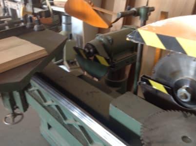 SALVADEO Coffins production machine i_03194234