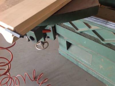 SALVADEO Coffins production machine i_03194235