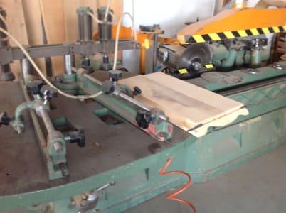 SALVADEO Coffins production machine i_03194236