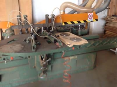 SALVADEO Coffins production machine i_03194237
