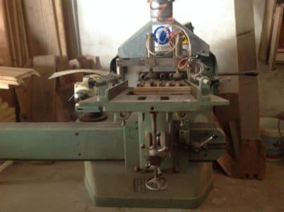SALVADEO Coffins production machine i_03194241