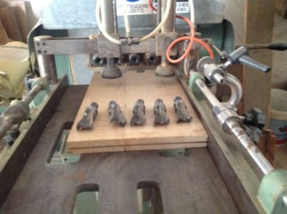 SALVADEO Coffins production machine i_03194242