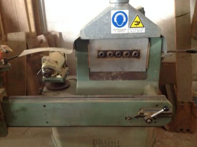 SALVADEO Coffins production machine i_03194243