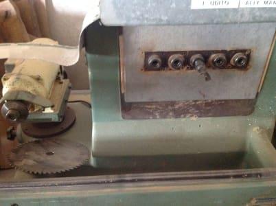 SALVADEO Coffins production machine i_03194244