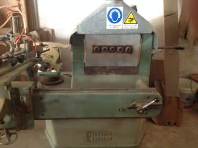 SALVADEO Coffins production machine i_03194247