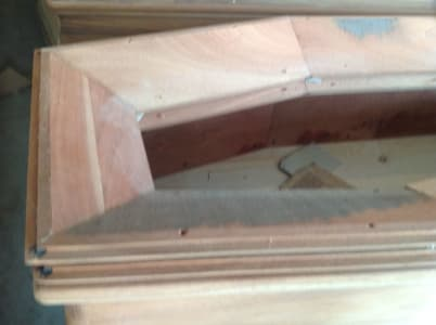 SALVADEO Coffins production machine i_03194251