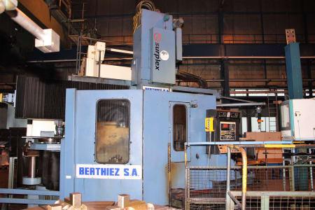 Centro de torneado y fresado vertical CNC BERTHIEZ LVM 160 P i_03208929