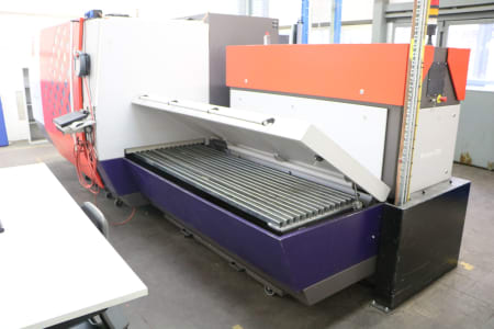 BYSTRONIC BYVENTION 3015 Laser Cutting Machine i_03212790