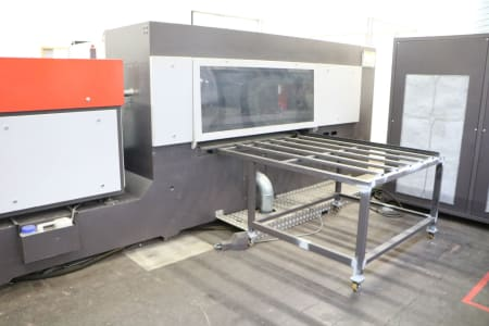 BYSTRONIC BYVENTION 3015 Laser Cutting Machine i_03212791