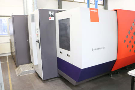 BYSTRONIC BYVENTION 3015 Laser Cutting Machine i_03212793