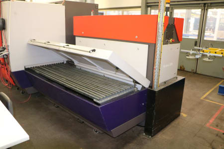 BYSTRONIC BYVENTION 3015 Laser Cutting Machine i_03212794