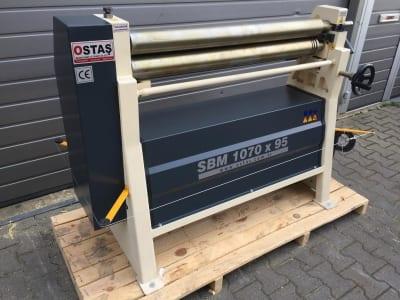 OSTAS SBM 1070 x 95 Sheet bending machine i_03214904
