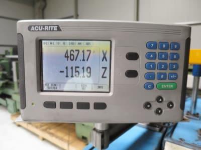 BOEHRINGER V 800 L+Z Drehmaschine i_03214950