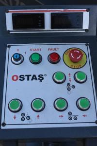 OSTAS ORM 2070 x 4 Sheet bending machine i_03215643