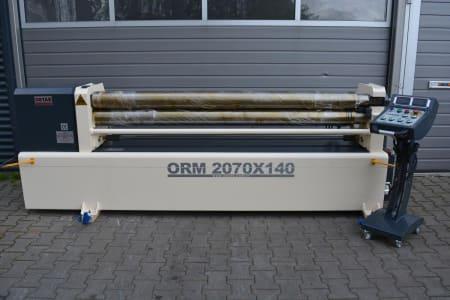 OSTAS ORM 2070 x 4 Sheet bending machine i_03215644