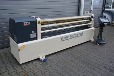 OSTAS ORM 2070 x 4 Sheet bending machine i_03215645
