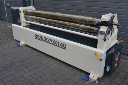 OSTAS ORM 2070 x 4 Sheet bending machine i_03215646