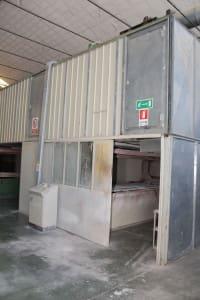 MECCANICA OPITERGINA B15F46 Spraying Carousel i_03216587