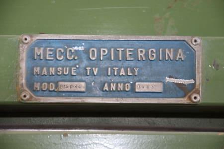 MECCANICA OPITERGINA B15F46 Spraying Carousel i_03216597