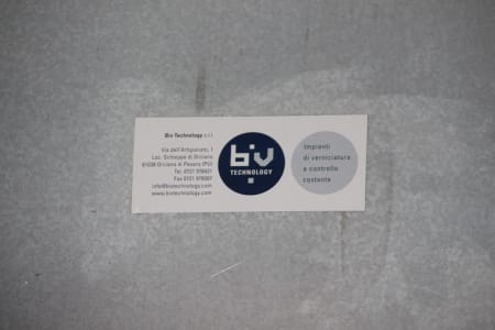 MECCANICA OPITERGINA B15F46 Spraying Carousel i_03216612