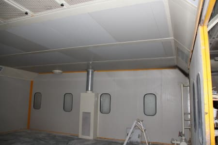 BIV TECHNOLOGY Pressurized Painting Booth i_03216790