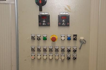 BIV TECHNOLOGY Unter Druck gesetze Lackierkabine i_03216802